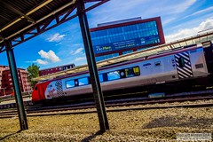 ChesterRailStation2016.07.14-12 (Robert Mann MA Photography) Tags: city summer station architecture train nightscape cheshire cities railway trains chester railwaystation trainstation thursday railways citycentre nightscapes trainstations railstation virgintrains 2016 chesterstation railstations arrivatrainswales class175 class221 supervoyager chestercitycentre class221supervoyager chesterrailstation 14thjuly2016