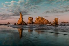JulyBandon2016-49 (Ranbo (Randy Baumhover)) Tags: beach oregon sunrise pacificocean oregoncoast bandon
