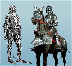 Gothic Armor   (Zachi Evenor) Tags: zachievenor gothic armor armour gothicarmor gothicarmour platearmor platearmour gothicplatearmor gothicplatearmour               armory weapons middleages royalarnouries holyromanempire