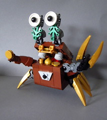 Lewt ( Sparks ) Tags: factory lego hero bionicle mixel ccbs mixels