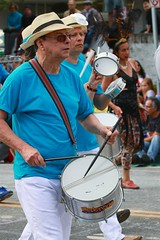 Fremont Solstice 2016  2541 (khaufle) Tags: solstice fremont wa usa drum marchingband parade
