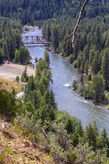 Cle Elum River at Suncadia 1 (Don Thoreby) Tags: forest canyon cascades washingtonstate slopes cascademountains cascaderange aspentrees ponderosapine cleelumriver suncadiaresort cleelumrivervalley tumblecreekbridge