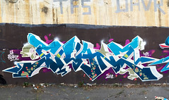 Summer Vibes... (La Franz) Tags: graffiti graffitigirl graffitiart graffporn graffitigirls graffitiporn graffitiroma graffitiburners graffitistyle wall wallart walls art artwork colors city colorsplash coloredwall colorart vandalism vandals vandal vandalart overspin lafranz photography photo paint sprayart spraydaily spraypaint spraycan spraycanart spray