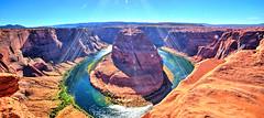 Horseshoe Bend (nick.park15) Tags: rocks horse shoe bend horseshoe landscape arizona northern river water land nick park