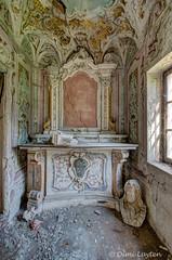Palazzo G (tdike-84) Tags: urban building architecture lost decay exploring maison architectuur gebouw urbex abandonné verlaten leegstaan