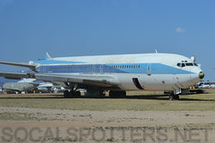 TF-AYF (SoCalSpotters) Tags: 707 boeing707 davismonthan tfayf socalspotters