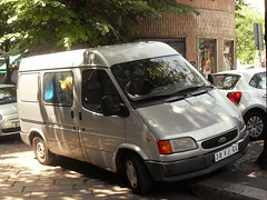 Ford Transit PC-TM 80 2.5 D 1999 (LorenzoSSC) Tags: ford transit passocorto tettomedio 80 25 d 1999