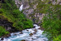 Gosnitz Wasserfall (MichaelMerl) Tags: sterreich wasserfall urlaub krnten heiligenblut gsnitz