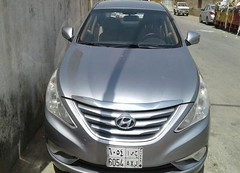 Hyundai - Sonata - 2015  (saudi-top-cars) Tags: