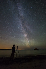 Lookout (A Crowe Photography) Tags: space nighttimephotography lokko lokkofoto milkyway longexposure longexposurephotography wales welshflickrcymru welshphotographer welshphotography welshlandscape northwales northwalesdailypost findyourepic