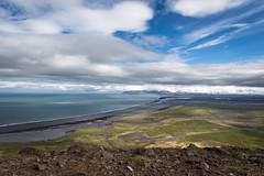 Horft yfir Hrasflann af Hellisheii eystri (alf07 ,) Tags: hellisheiieystri hrasfli jkla sarjklu hrassandar sland iceland jn june 2016