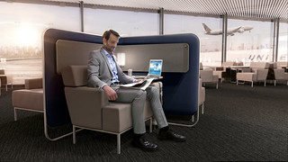 UNITED POLARIS - LOUNGE SEATING