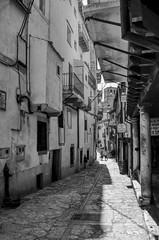 Calle rural (Josinisam) Tags: copyright nikond7000 josinisam joseignaciosantamaria calles rural castillaylen segovia blancaynegro