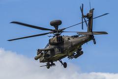Westland AH-64 'Longbow' Apache (Hawkeye2011) Tags: farnborough 2016 uk aircraft aviation airshow westland ah64 longbow apache british army military