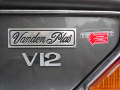 Jaguar Vanden Plas V 12 Deventer (willemalink) Tags: jaguar vanden plas v 12 deventer