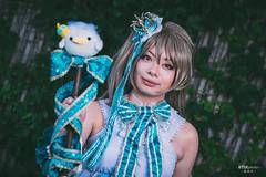Minami Kotori () (btsephoto) Tags: cosplay costume play  project akon anime convention dallas texas hilton anatole portrait fuji fujifilm xt1 yongnuo yn560 iii flash snowman minami kotori  love live  fujinon xf r lens 56mm f12