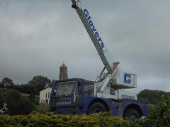 Glovers Crane Hire Moneymore County Londonderry (Jonny1312) Tags: gloverscranehire moneymore londonderry