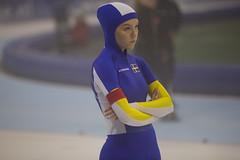 A37W9991 (rieshug 1) Tags: speedskating schaatsen eisschnelllauf skating worldcup isu juniorworldcup worldcupjunioren groningen kardinge sportcentrumkardinge sportstadiumkardinge kardingeicestadium sport knsb ladies dames 1500m