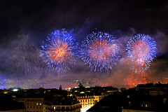 Feux de Genve 2016 (JBGenve) Tags: genve geneva suisse switzerland fireworks feuxdartifice jetdeau ville city sky ciel