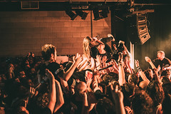 While She Sleeps (uk) (Cardinals.) Tags: polar whileshesleeps wss strains wolvesscream destip ham heartbreaktunes hbt concert concertphotography livephotography live musicphotography music band bands