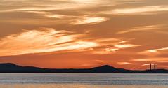 DSC_0917 (rdfin) Tags: lakesuperior marquettemi sunset clouds nikon water uppermichigan michigan beach landscape