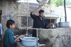 Tea stall in Sukkur. (Akhuwat BPP) Tags: sukkur pakistan interest free loans microfinance entrepreneurship ordinary people small business akhuwat