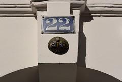 Intra Larue 780 (intra.larue) Tags: intra urbain urban art moulage sein pecho moulding breast teta seno brust formen tton street arte urbano pit paris france boob urbana
