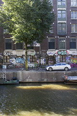 Geldersekade View (Wookiee!) Tags: amsterdam 020 nederland the netherlands holland dutch city centre capital hoofdstad nl color colours summer sunny hot warm beautiful raw canon dlsr d550 ef 35mm f2 is usm architecture life street urban wwwgevoeligeplatennl