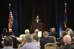 Doug Ducey (Gage Skidmore) Tags: doug ducey governor arizona ceo summit chief executive officer greater phoenix leadership 2016 marriott tempe buttes