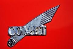 Comet (dlanor smada) Tags: badges brc red comet bucks aylesbury