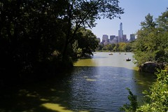 Central Park - The Lake (luco*) Tags: usa united states america tatsunis damrique amrique new york central park lake ramble