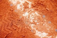 Tennis Clay (joaquinarmas) Tags: footprint clay arcilla tennis tenis huella
