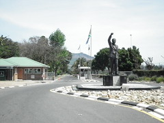 Nelson Mandela's last prison and where he started his 'long walk to freedom' (AJoStone) Tags: southafrica nelson mandela