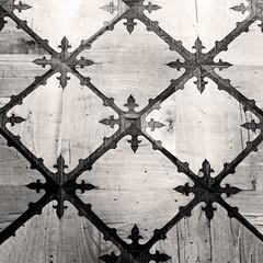 Wooden flooring in an old Abbey - (keinidyll) Tags: austria carinthia krnten benediktinerabteistpaul woodenflooring stpaulilavanttal