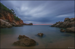 Cala Morisca (antoniocamero21) Tags: amanecer color foto sony marina playa morisca cala brava costa girona catalunya