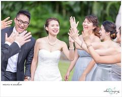 wedding - mavis n xiashun (kuicheung) Tags: wedding bigday marriage event snap people bride groom bridesmaids groomsmen love smile friends family happiness weddingphotography weddingphotojournalist weddinggown realwedding hongkong canon
