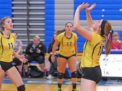 IMG_10404 (SJH Foto) Tags: girls volleyball high school lampeterstrasburg lampeter strasburg solanco team tween teen east teenager varsity push
