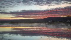 October Sunrise on Cheticamp. (pjr100) Tags: sunrise ocean sea atlantic cheticamp cape breton nova scotia landscape seascape autumn