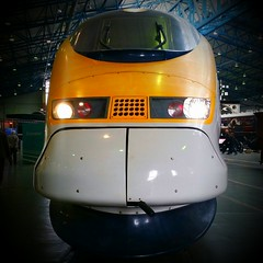 Euro Star (Monsieur Tout Le Monde) Tags: eurostar train railway museum paris brussels dominic killworth york