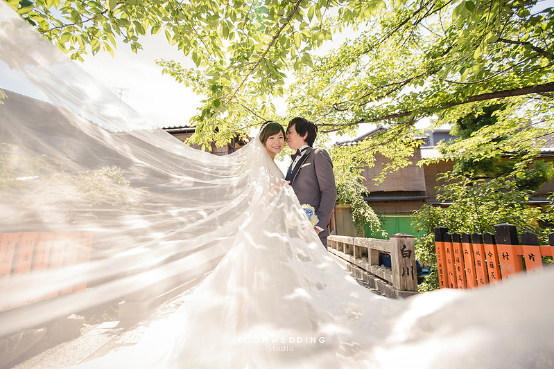 花見小路,哲學之道,神戶大橋,京都婚紗,海外婚紗