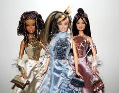 The sun is creeping up again (meike__1995) Tags: barbie mattel 2016 fashion show dolls christie teresa