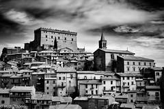 Castello Orsini (Marco Di Vittorio) Tags: castello etruria faggeta italia italy lazio marcodivittorio nex nex7 oss orsini sel35f18 sony soriano sorianonelcimino tuscia vt viterbo rocca viterbese