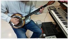 Qinqin(Chinese Snakeskin Banjo) (Kanda Mori) Tags:  qinqin chinese snakeskin banjo mysterious southeast asia