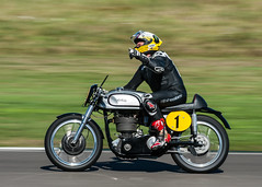 John McGuiness on 1953 Norton Manx winning the Barry Sheene Memorial Trophy Part 2 (Jez B) Tags: goodwood revival 2016 historic race racing car motor auto sport motorsport vintage 40s 50s 60s 1940s 1950s 1960s circuit john mcguiness 1953 norton manx bike motorbike motorcycle barry sheene memorial trophy
