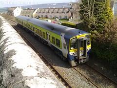 2614 Departs Cobh (Irish Transport Pictures) Tags: track diesel cork railcar commuter queenstown cobh irishrail 2600 dmu iarnrodeireann 071 dieselmultipleunit ancobh 071class irishrailways iarnroadeireann 2600class 201class cobhstation cobhrailwaystation irishrailway irishrailcommuter cobhtrainstation cobhcruiseterminal ie2600class irishrail2600class irishraildmu 2600classdmu toykucarcompany ie2600classdmu iedmu iarnrodeireanndmu