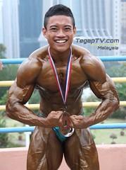 Ahmad Amirul Hafiz (Powered by TegapTV Crews) Tags: bodybuilding