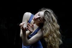 Dancing (Valentina Alice) Tags: woman black colour girl donna dance movement women ballerina dancing danza dancer donne movimento ragazza ragazze