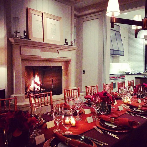 #Holidays #festive #DinnerWithFriends #Hamptons