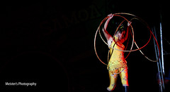 Queen of Hula Hoop!