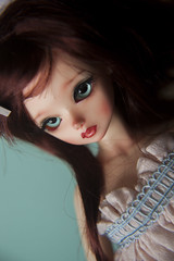 May Spam (Autumn*back*) Tags: ball doll may fairy tiny bjd abjd msd jointed bluefairy